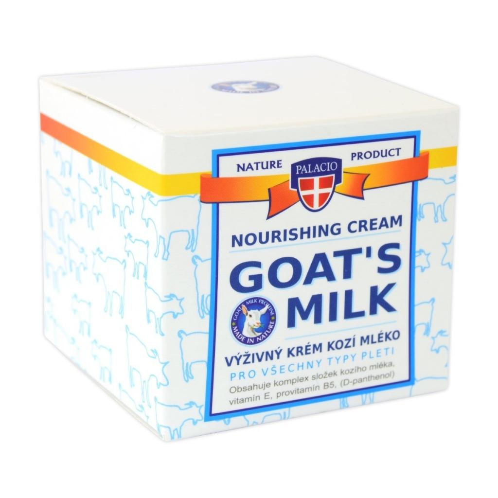 Palacio Kozí mléko pleťový krém 50ml