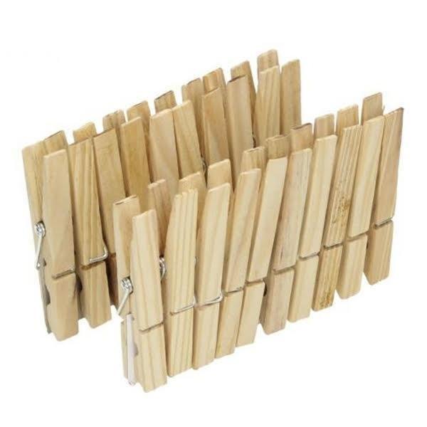 Home Point Kolíčky na prádlo dřevěné 20 ks