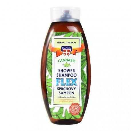 Palacio Sprchový šampon Cannabis Flex, 500ml