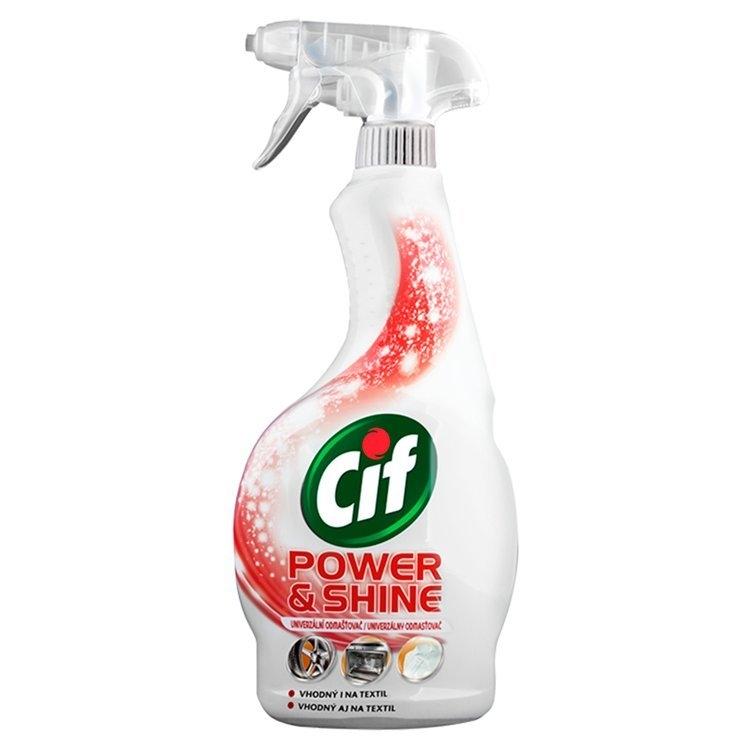 Cif Power&Shine Universal čisticí sprej 500 ml