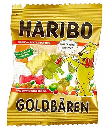 Goldbären Mini  10 g (1)