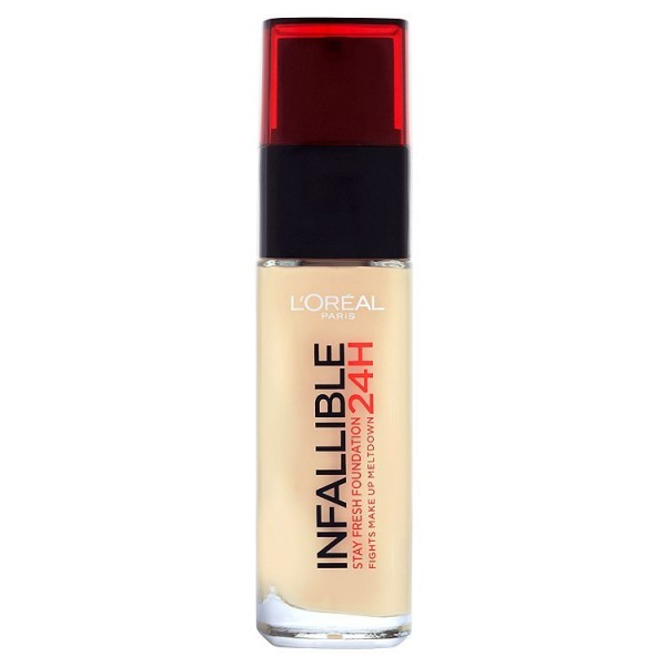 L'Oréal Paris Infallible 24H Stay Fresh make-up Fresh Vanilla 120