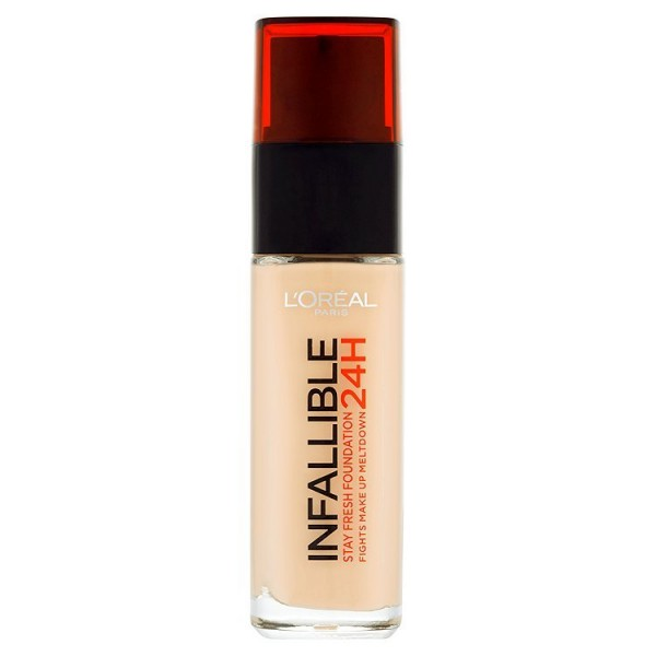 L'Oréal Paris Infallible 24H Stay Fresh make-up Golden Sand 200