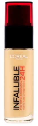 L'Oréal Paris Infallible 24H Stay Fresh make-up  Honey 235