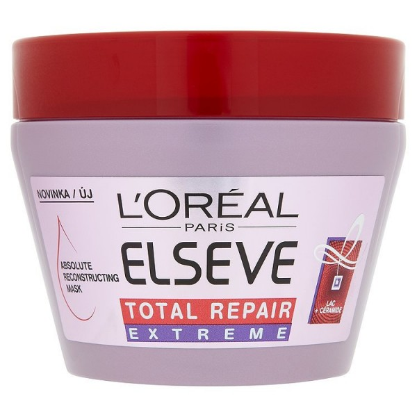 L'Oréal Paris Elseve Total Repair Extreme obnovující maska 300 ml