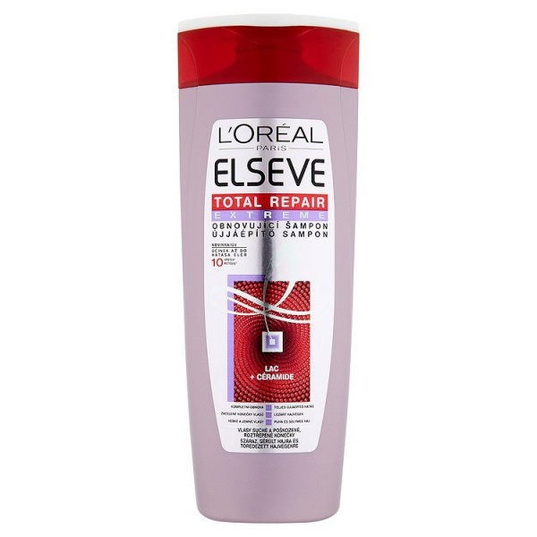 L'Oréal Paris Elseve Total Repair Extreme obnovující šampon 400 ml