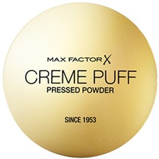 Max Factor Creme Puff Pressed Powder pudr 42 Deep Beige, 21 g