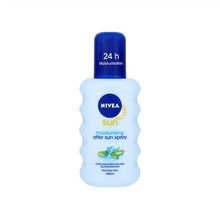 Nivea After Sun Moisturizing After Sun Spray - Hydratační sprej po opalování 200 ml
