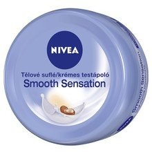 Nivea Smooth Sensation - Tělové suflé 300 ml