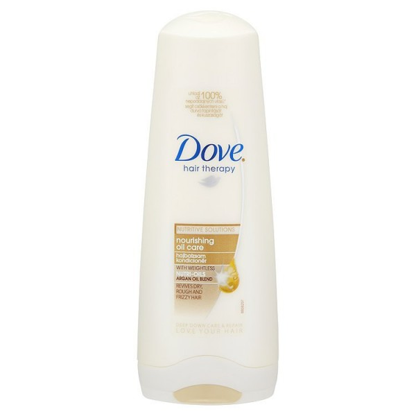 Dove Hair Therapy Nourishing oil care kondicionér 200 ml