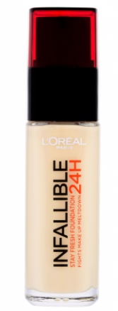 L'Oréal Paris Infallible 24H Stay Fresh make-up Porcelain 015