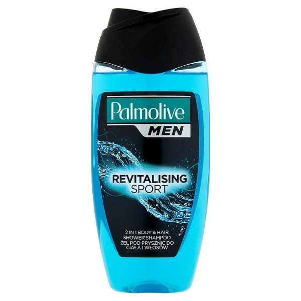 Palmolive Men Revitalizing Sprchový šampon 2v1 250 ml