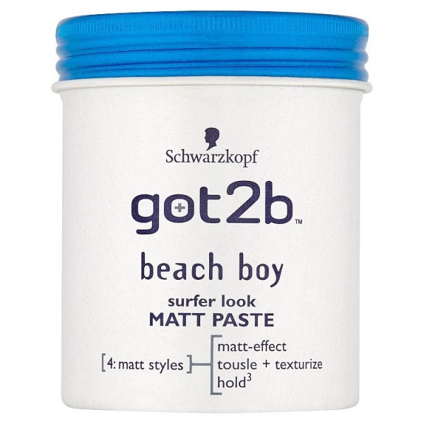got2b beach boy matující pasta 100 ml