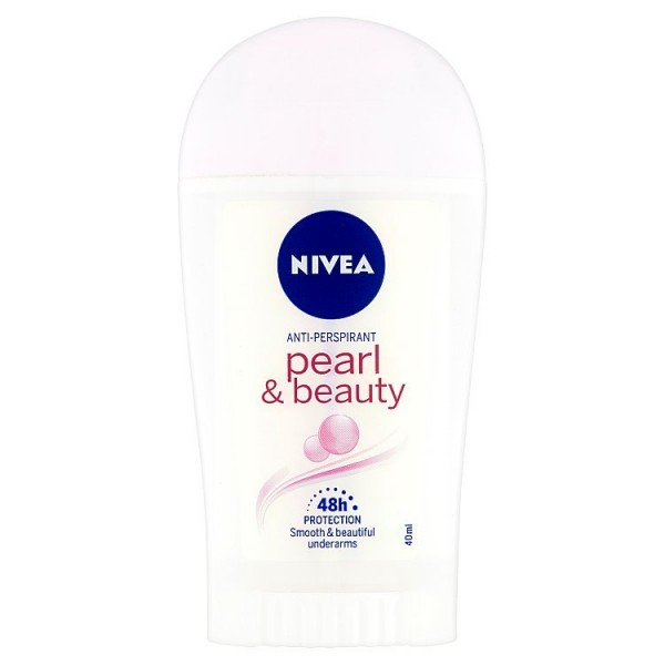Nivea Pearl & Beauty tuhý antiperspirant 40 ml