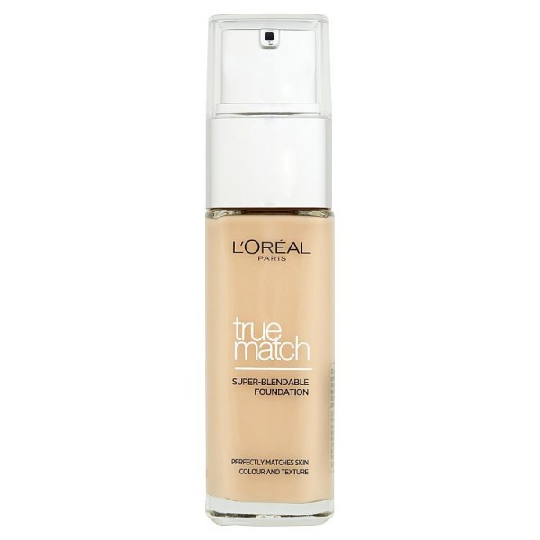 L'Oréal Paris True Match sjednocující make-up  Ivory 1.N, 30 ml