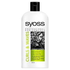Syoss Curls & Waves balzám 500 ml