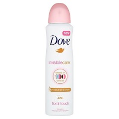 Dove Invisible Care Floral Touch antiperspirant sprej 150 ml