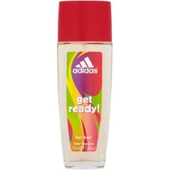 Adidas Get Ready woman deodorant ve skle 75 ml
