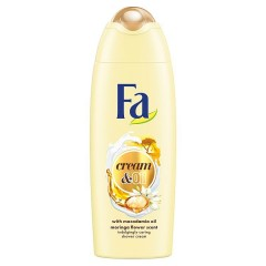 Fa Cream & Oil Macadamia sprchový gel 250 ml