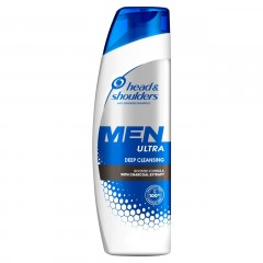 Head & Shoulders Men Ultra Deep Cleansing šampon proti lupům 270 ml