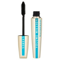L'Oréal Paris voděodolná řasenka Volume Million Lashes Waterproof  Black