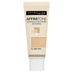 Maybelline Affinitone, hydratační make-up Opal Rose 09