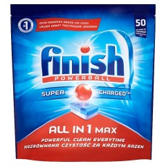 Finish FINISH All in 1 Max 48 ks