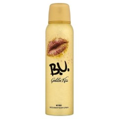 B.U. Golden Kiss tělový deodorant ve spreji 150 ml