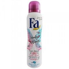 Fa Lovely Wings dámský deodorant 150 ml
