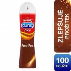 Durex Lubrikační gel Play Real Feel 50 ml