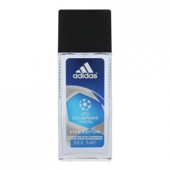 Adidas Champions League Star Edition deodorant ve skle 75 ml