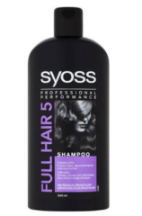 Syoss Šampon Full Hair 5  500 ml