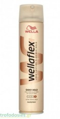 Wella Wellaflex Shiny Hold lak na vlasy 250 ml
