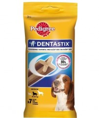 Pedigree Dentastix Medium 7 tyčinek 180 g