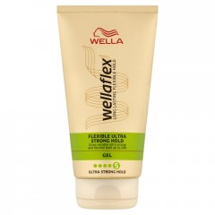 Wella Wellaflex Ultra Strong Hold Styling Gel ultra silné zpevnění 150 ml