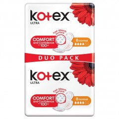Kotex Ultra Normal Duo Pack 16 ks