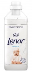 Lenor Sensitive aviváž 930ml (31 praní)