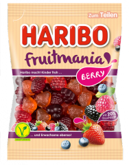 Haribo Fruitmania Berry 85 g