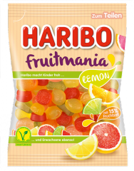Haribo Fruitmania Lemon 85 g