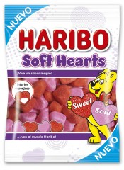 Haribo Soft Hearts 80 g