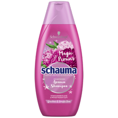 Schauma Flower Kiss Magic Peonies šampon 400 ml