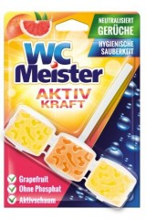 WC Meister Grapefruit WC závěs 45g