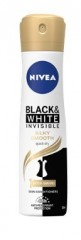 Nivea Black & White Invisible Silky Smooth antiperspirant, 150 ml