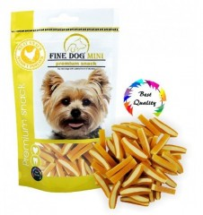 FINE DOG sandwich strips mini kuřecí 80g
