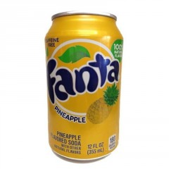 Fanta Fanta Pineapple 355ml (USA)