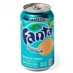 Fanta Grapefruit 355ml (USA)