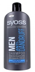 Syoss Men Shampoo - Anti dandruff - 500 ml