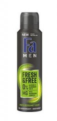 Fa Men Fresh & Free Mint & Bergamot deodorant, 150 ml