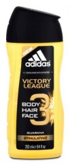 Adidas 3v1 men Victory League sprchový gel 250 ml