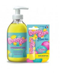 Bubble Gum Sprchový gel DUO SADA